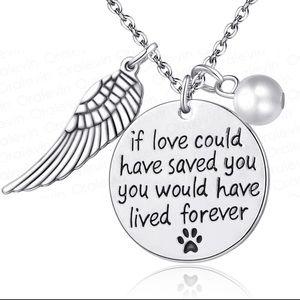 Jewelry - Pet Love Necklace